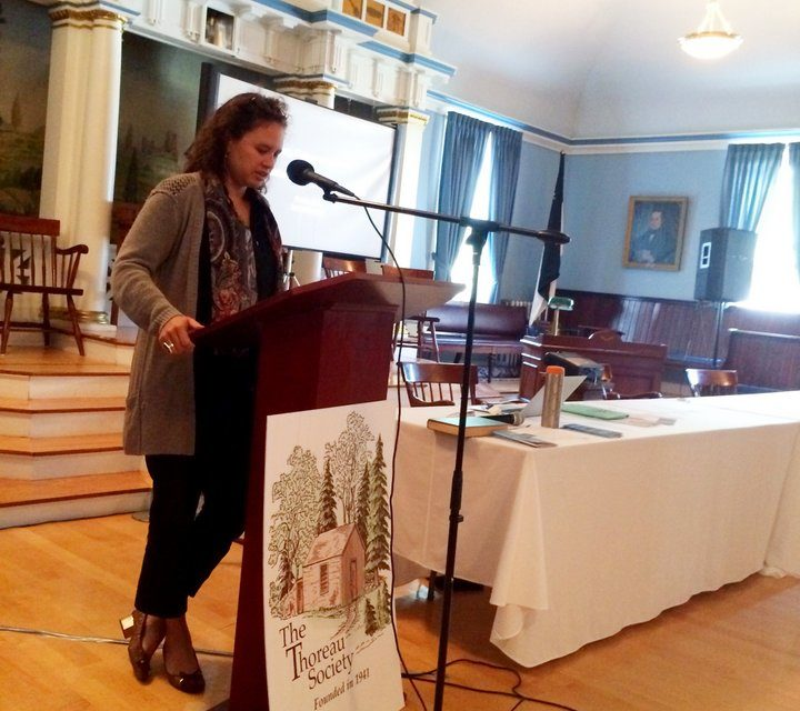 Thoreau Annual Gathering Presentation