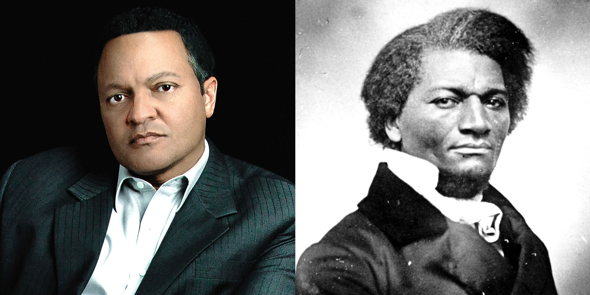 Kenneth B. Morris, Jr., great-great-great grandson of Frederick Douglass, speaks at The Walden Woods Project on September 17th.