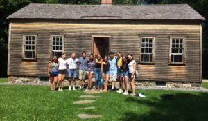 Tufts Student Focus Group Responds To Robbins House Visit